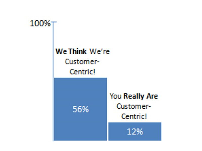customer centricity gaps