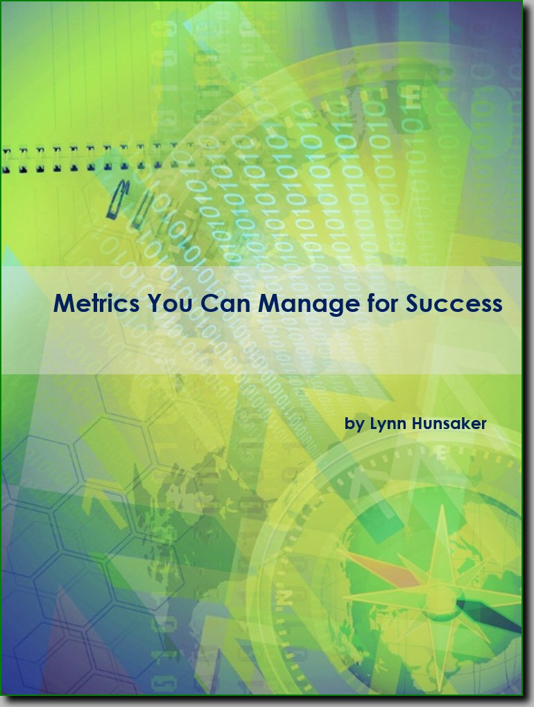 Metrics You Can Manage For Success ebook