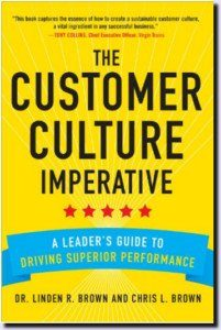 Customer Culture Imperative